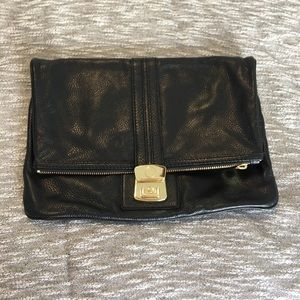 Marc by Marc Jacobs large leather clutch